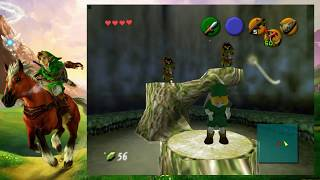 Zelda - Ocarina Of Time ( Deutscher Kommentar ) - Teil 3