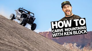 Ken Block's Guide to Awesome Can-Am Riding Spots: Swing Arm City, Utah!