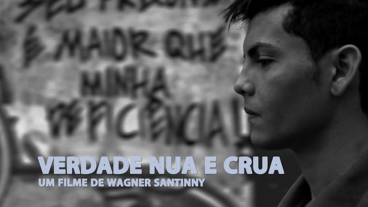Cena de Verdade Nua e Crua, de Wagner Santinny