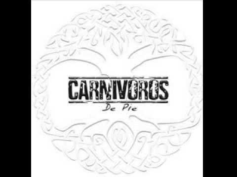 Carnivoros - De pie (2014) - Album Completo