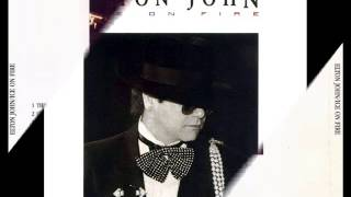 Watch Elton John This Town video