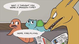 (Pokemon Nekoama Comic Dub) - The Harsh Truth [Ft. DryeGuy]