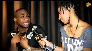 Exclusive: Davido Addresses Social Media Drama With WizKid