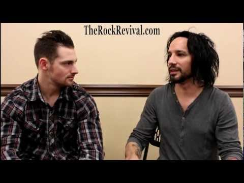 Stone Sour Interview with Roy Mayorga Backstage on 2013 House of Gold & Bones Tour