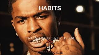 Habits (Pop Smoke | 50 Cent Type Beat) Prod. by Trunxks