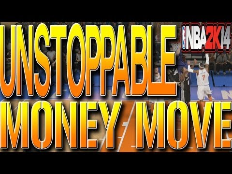 NBA 2K14 NEXT GEN: HOW TO DRIVE AND SCORE EVERYTIME - UNSTOPPABLE MONEY MOVE TIPS AND TRICKS