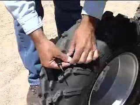 ATV Television Tip - About Tire Repair