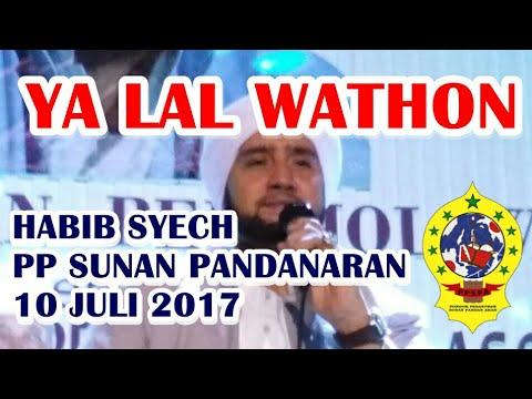 Habib Syech - Yalal Wathon (PP Sunan Pandanaran Bersholawat 2017)
