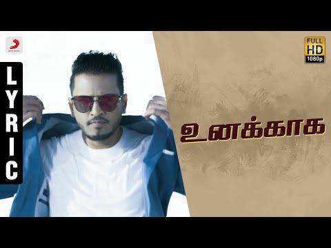Sakka Podu Podu Raja - Unakaaga Lyric | Santhanam | STR l Leon James, Andrea