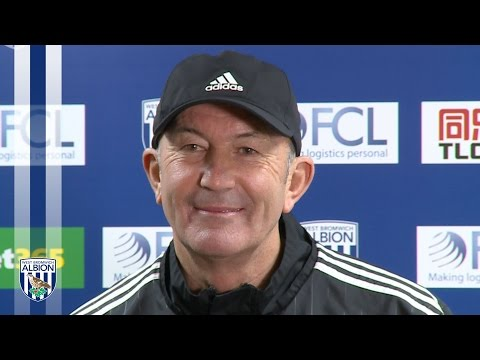 PRESS CONFERENCE: Tony Pulis previews Premier League fixture against AFC Bournemouth