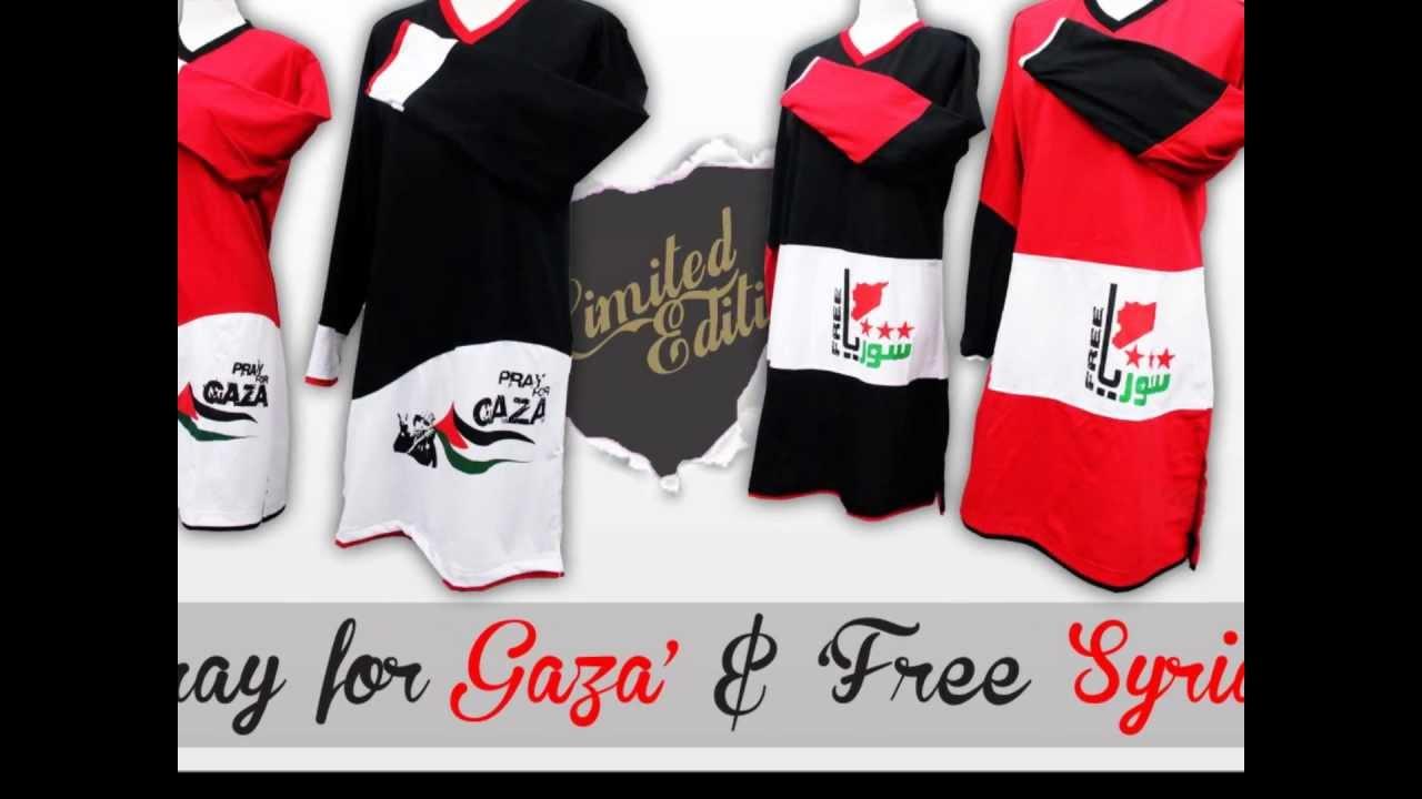 Shirt Muslimah Terkini T-shirt Muslimah Pray For