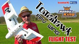 Durafly TOMAHAWK FPV Wing: ESSENTIAL RC FLIGHT TEST