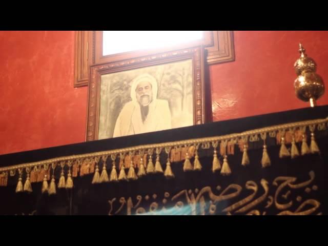 Au coeur de la Zaouia Allawyia