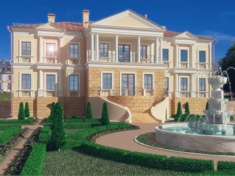 Minecraft строим красивый дом - Выпуск 4 ОБЗОР