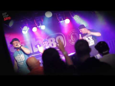 Music video Hip Hop Says: O.S.T.R & DJ Haem | Kochan in Reading! - Music Video Muzikoo