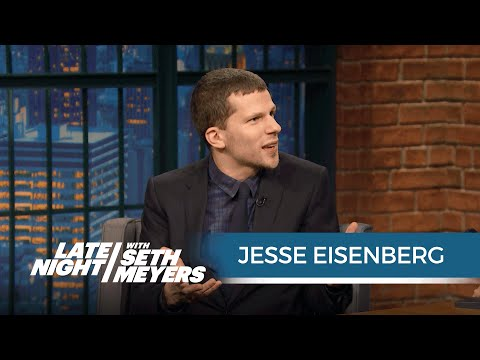 No, Jesse Eisenberg Did Not Pull Any Pranks on the Now You See Me 2 Set