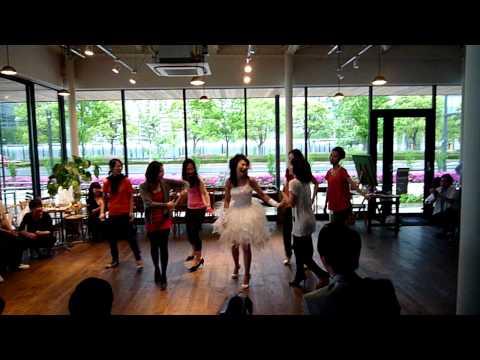 トチギ・カイ結婚式二次会ダンス「KARA-Mister- 少女時代-Gee-」