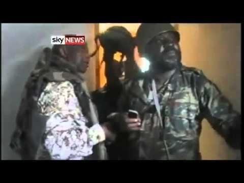 La preuve qu'un char Français était bien dans la résidence de Gbagbo
