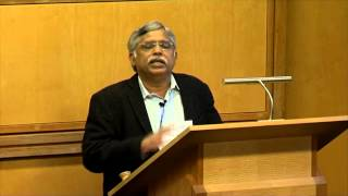 "C. P. Chandrasekhar speaks on the ""Rising Inequality in the Global South""."