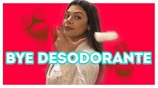 Depois desse vídeo, Você Não Vai Usar Mais Desodorante! | Dra Ingrid Serafim