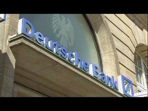 Deutsche Bank не в лучшей форме - corporate