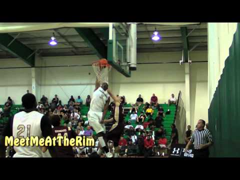 Troy Williams Wrecking Havoc This Spring | Headed To Oak Hill Academy - 06/03/2012