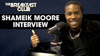 "Shameik Moore ""Doesn't Need To Audition"" For Roles,  Talks Becoming Raekwon In Wu-Tang Series + More"
