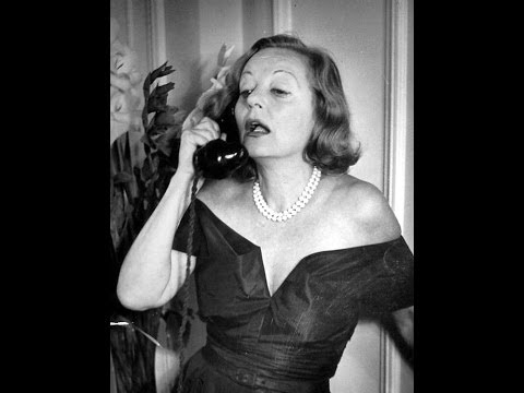 Tallulah Bankhead laugh