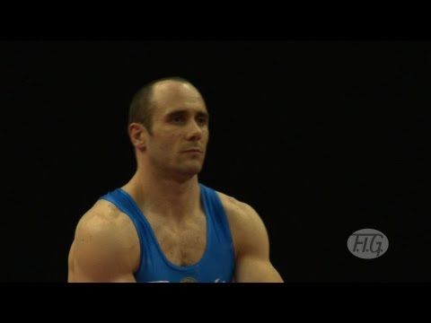 Olympic Qualifications London 2012 -- Matteo MORANDI (ITA)- SR