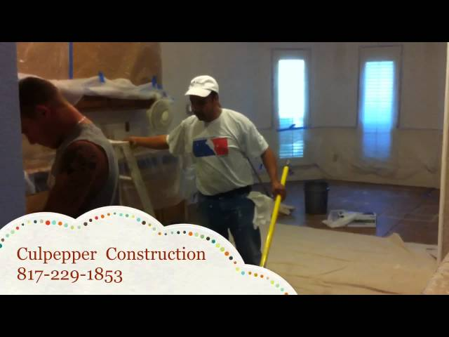 Handyman Burleson Texas Painting Contractor 76028