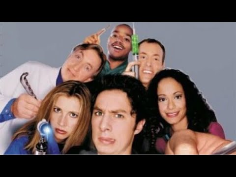 Scrubs 1x09 - Everything - Hooch