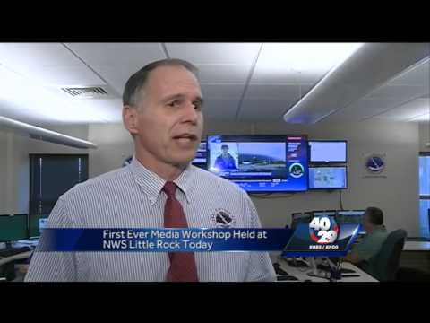 NWS host conference in Little Rock