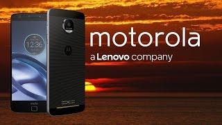 Видео обзор смартфонов Moto Z и Moto Z Play