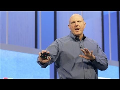 Ballmer Bids $2 Billion for Clippers, and More