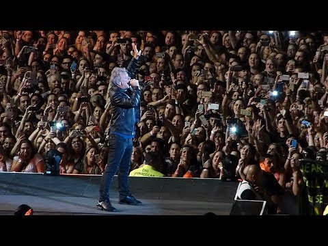 Bon Jovi - Bed of Roses - 09/23/2017 - Live in Sao Paulo, Brazil