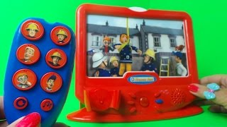 Firefighter Fireman Sam TV - Lift Up Elvis Episode in English