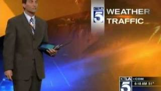 Henry Dicarlo - Spits out his Dummy - KTLA Morning Show (02-20-12)