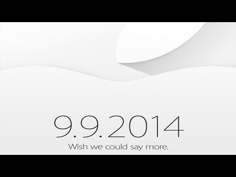 NEW Apple iPhone 6 Event Official!