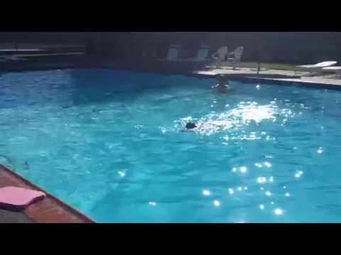 Chasen swimming class July 11 2016