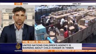 UNICEF: New nutrition data show an alarming situation for children in Yemen
