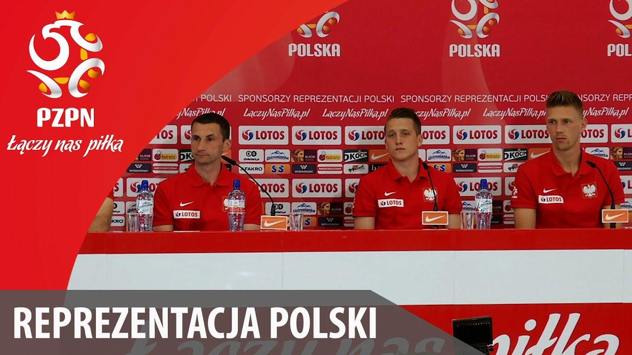 Konferencja reprezentacji Polski (26.05.2016)