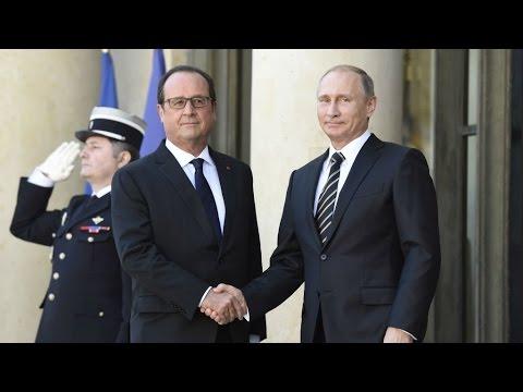 Ukraine peace summit: talks overshadowed by Syria conflict
