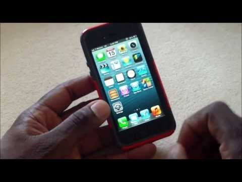 T-Mobile 32GB iPhone 5, official unboxing!
