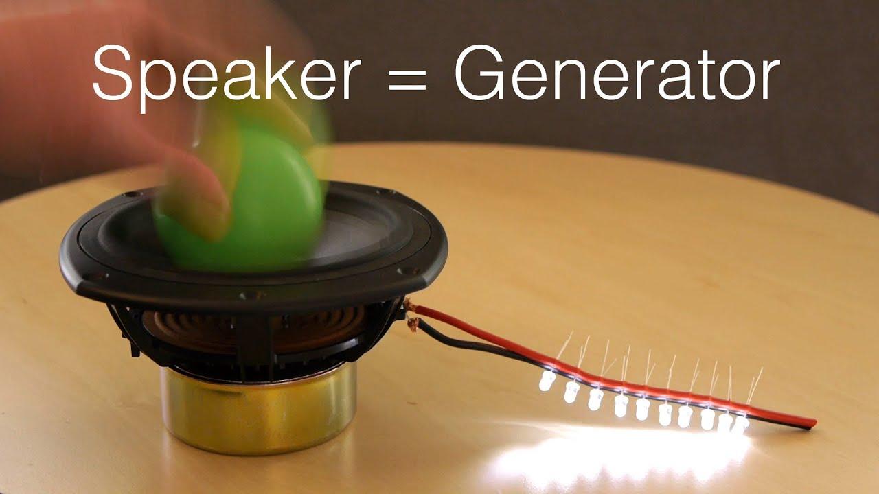 Speaker Generator Youtube