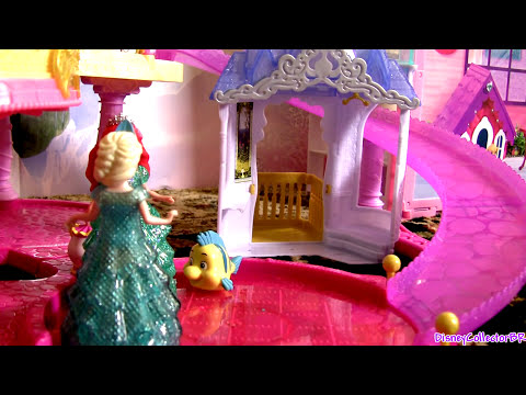 Princess Ariel Birthday Party Magiclip Royal Fashion Play Doh Magic Clip Disney Frozen Elsa Anna
