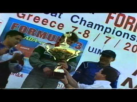 Formula 3 powerboat world championship 2001 - 2nd chapter