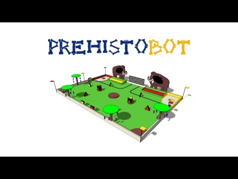 Coupe de France de Robotique 2014
