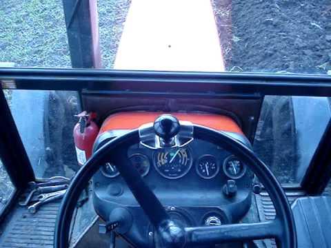 Zetor 5245 Orka jesień 2012 (Auto pilot:)