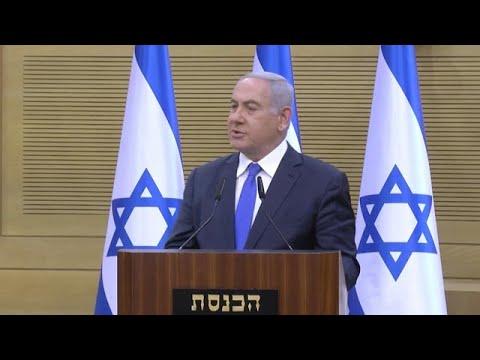 נתניהו בהצהרה לאחר מעבר קריאה טרומית של ההצבעה להצעת חוק פיזור הכנסת