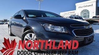 Walk Around 2016 Chevrolet Cruze LT | Northland Dodge | Auto Dealership in Prince George BC